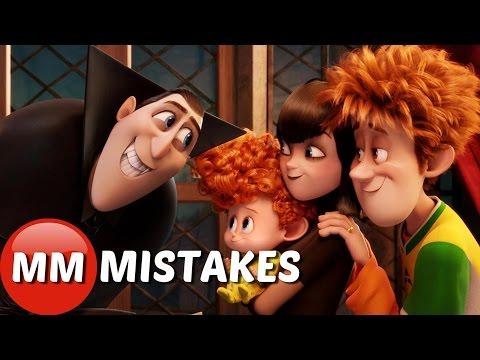 9 HOTEL TRANSYLVANIA 2 Movie MISTAKES You...