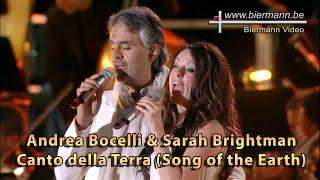 Andrea Bocelli & Sarah Brightman - Canto della Terra