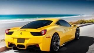 carros de lujo com musica electronica j