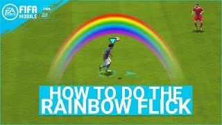 FIFA MOBILE 19 S3 How To Do the Rainbow Flick | All Season 3 Skill Moves