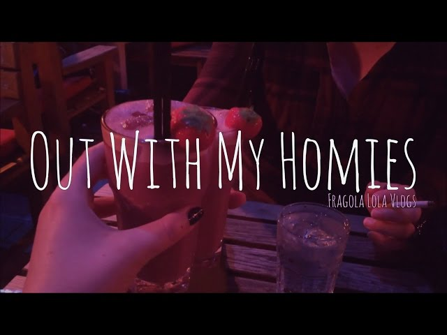 Out With My Homies - Vlog 174