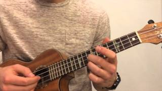 Star Wars Day - Imperial March Ukulele Tutorial