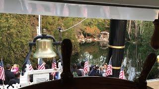 I drove the Mark Twain Riverboat & Christmas Eve at Panda Express