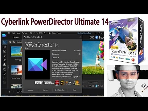 Cyberlink PowerDirector Ultimate 14 Activar