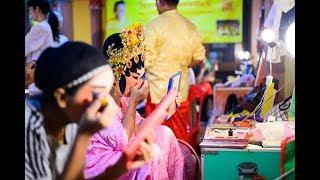 """[4K] 2019 """"Sai Yong Hong Chinese Operas"""" on vegetarian week festival, Bangkok"""