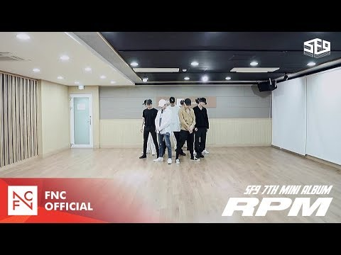 SF9 – RPM Dance Practice Video (Fix Ver.)