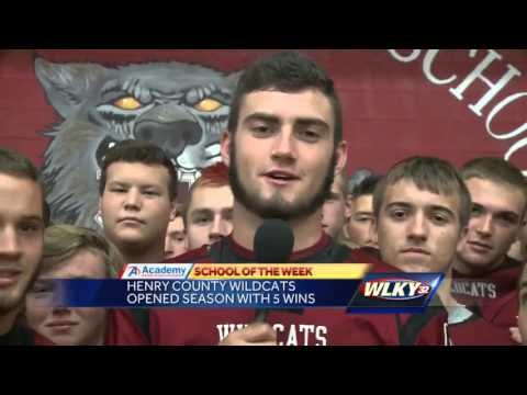 Henry County is The School of the Week