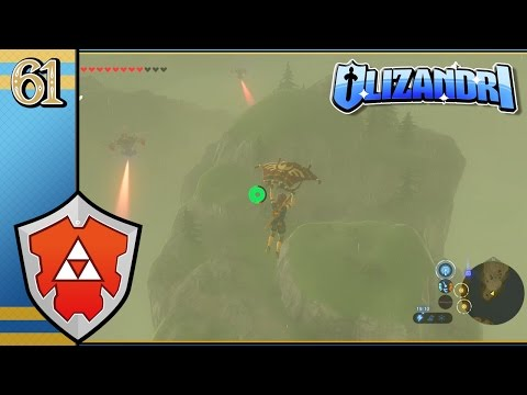 The Legend Of Zelda: Breath Of The Wild - Shrine Trio, Tingle Island, Into The Vortex - Episode 61