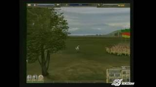 Imperial Glory PC Games Gameplay - Up close and personal