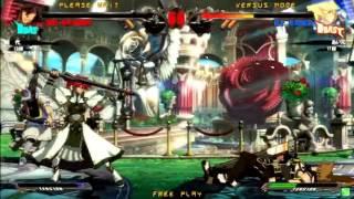Guilty Gear Xrd -SIGN- Ver 1.10 http://www.nicovideo.jp/watch/sm260...