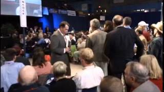 Part 1 Maine GOP Convention Ron Paul led Chaos and Confusion