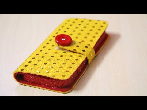 How To make Phone Case from Scratch | DIY Phone Cases | Little Crafties