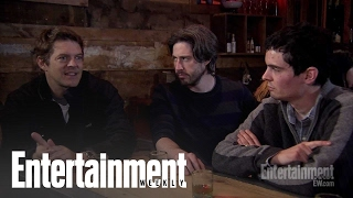 Whiplash: Damien Chazelle & More Talk J.K. Simmons | Sundance Unscripted | Entertainment Weekly