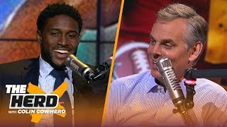 Reggie Bush on NFL players spending money irresponsibly, tells personal stories | NFL | THE HERD