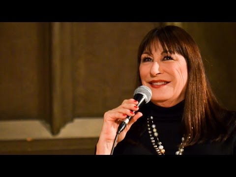 "Anjelica Huston: ""Watch Me"""