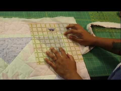 How to Square up a Quilt from YouTube · Duration:  6 minutes 9 seconds