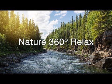 Nature 360° Rocky Mountains – Virtual 5K Nature Meditation for Gear VR, Oculus Go and Daydream
