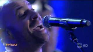 "Daughtry - ""September"" - Live! on Lopez Tonight (9-20-10)"