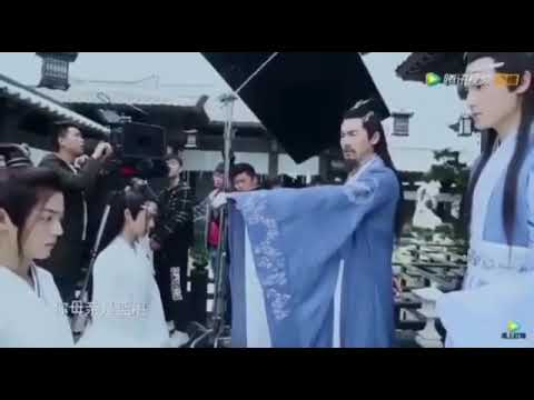 [ENGSUB] LWJ Was Being Called WWX's Mother😅😂🐰🦁  Behind The Scenes  The Untamed Summer  