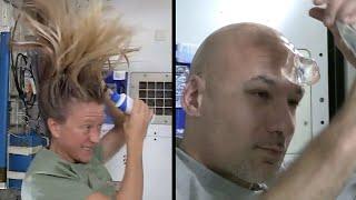 Cómo se lavan el pelo los astronautas [Cosas Curiosas #10]