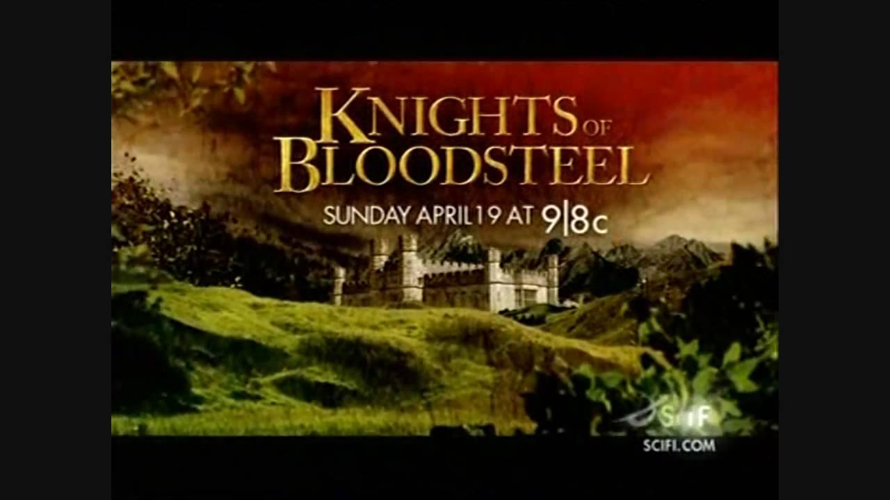 Download Sci-Fi Channel - Knights of Bloodsteel Promo