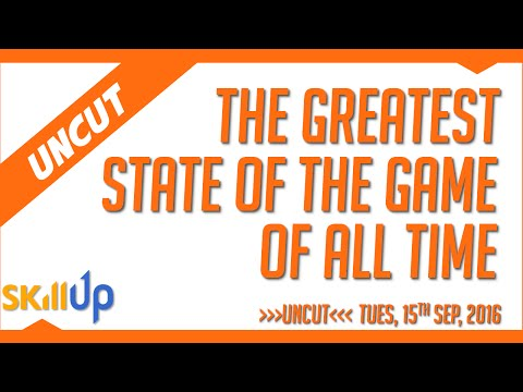 The Division | State of the Game UNCUT (15th Sep) Feat. ALL THE THINGS!!!!!