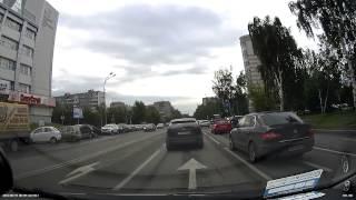 Видео BlackSys CL 100B день тест форумповидеорегистраторам рф