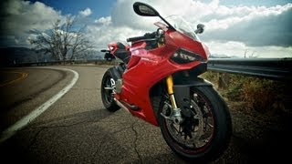 Finding the Best Roads in SoCal on a Ducati 1199 Panigale - /RideApart