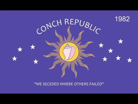 Proposed Conch Republic National Anthem