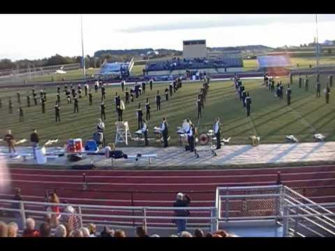 Solanco High School Band 9-17-11-a