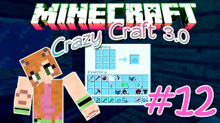 TRANSFORMIUM | Minecraft: Crazy Craft 3.0 - Part 12