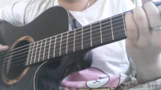 Chờ Người Nơi Ấy (OST Mỹ Nhân Kế) - guitar