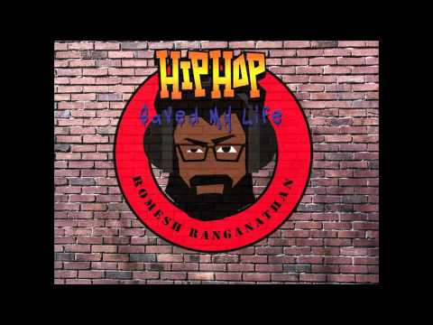 Romesh Ranganathan: Hip Hop Saved My Life. The Podcast