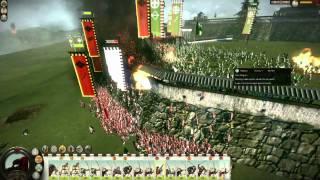 Total War: Shogun 2 Battle Trailer