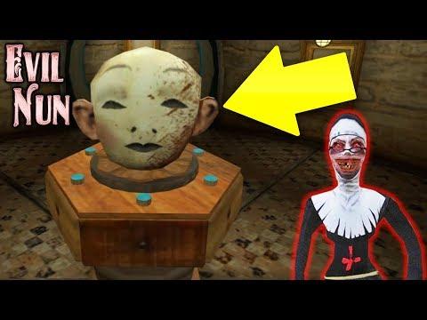 Собрал Всю Маску Монахини в Обновлении! - Evil Nun 1.2.3 | Монахиня