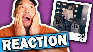 Selena Gomez - Back To You [REACTION]