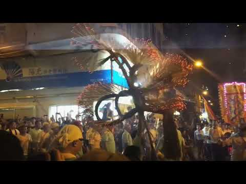 2017 Tai Hang Fire Dragon Dance, Mid-Autumn Festival in Hong Kong 大坑舞火龍