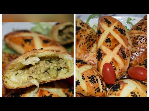 pâte-feuilletée-maison-à-la-viande-hachée-et-aux-légumes