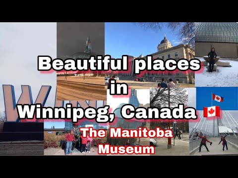 Winnipeg, Canada || The Manitoba Museum