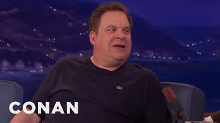 "Don't Pitch Jeff Garlin Your ""Curb"" Ideas  - CONAN on TBS"