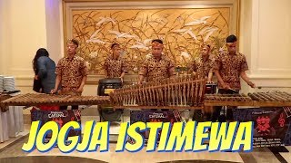 JOGJA ISTIMEWA - Jogja Hip Hop Foundation Angklung Malioboro Carehal Live Melia Hotel Yogyakarta