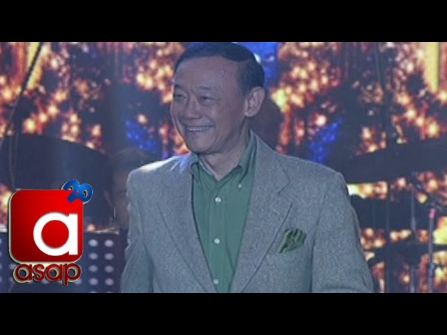 ASAP: Kapamilya Stars pay tribute to OPM Icon Jose Mari Chan
