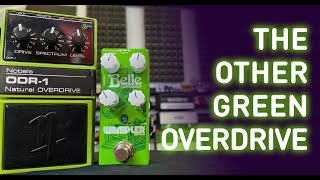 The Other Green Overdrive: Nobels ODR-1 & My Tribute To It - Wampler Belle