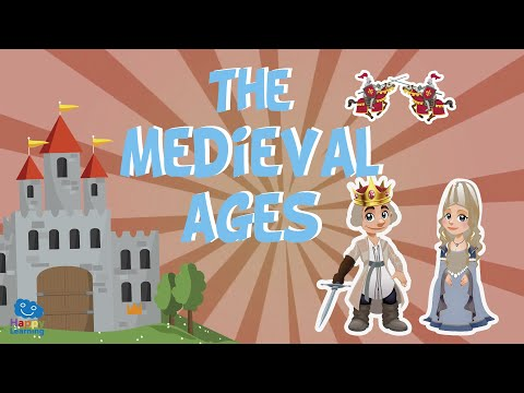 History For Kids: The Medieval Ages | Educational Videos For Kids