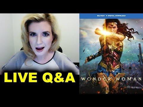 Wonder Woman 2017 Q&A