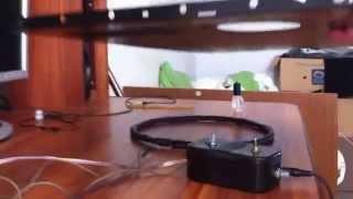 видео :Volksturm - самодельный металлоискатель