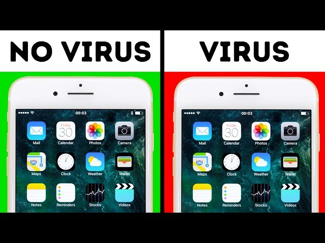 9 Signs Your Phone Has a Virus