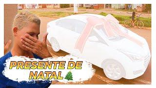 UM CARRO DE PRESENTE PRA MAMÃE