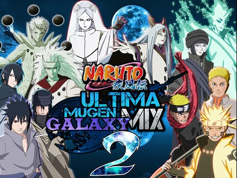 Mugen naruto: the path of struggle 2016 youtube.