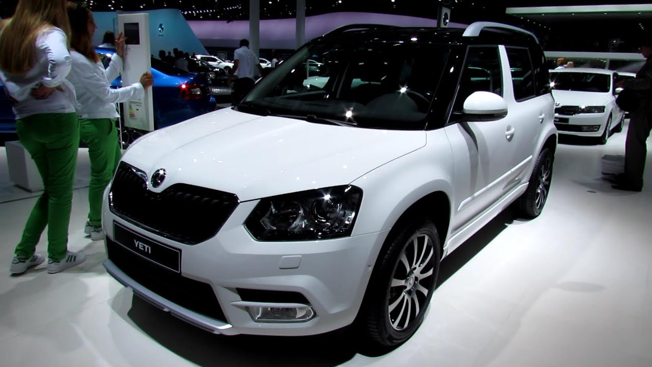 2014 skoda yeti exterior and interior walkaround 2013. Black Bedroom Furniture Sets. Home Design Ideas